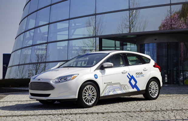 Ford startet in den USA die Produktion des Focus Electric
