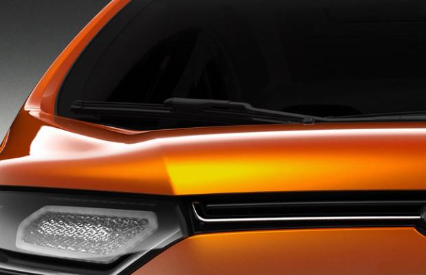 Ford wird in Delhi ein neues globales Auto zeigen