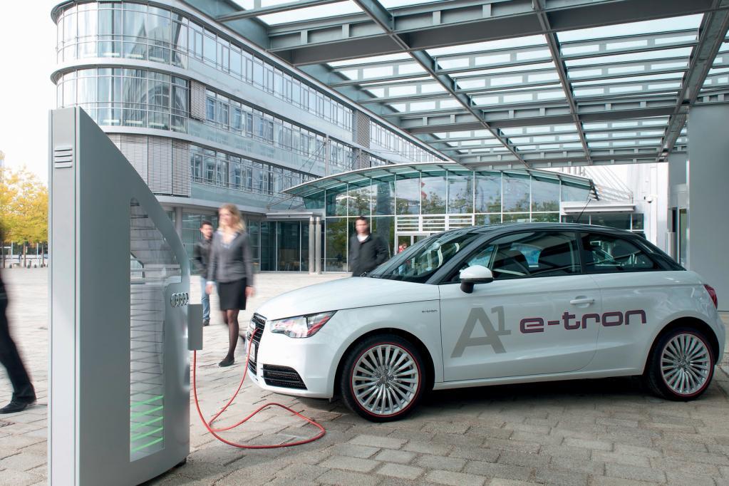 Forschungsprojekt gegen das Stromchaos in Elektroautos