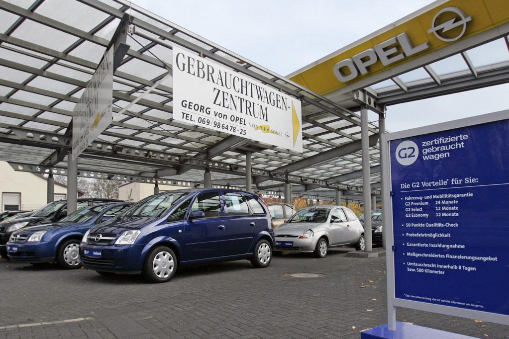 Gebrauchtwagenprogramme der Autohersteller nahezu unbekannt