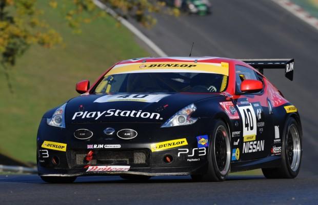 Gewinner der Nissan GT Academy starten beim 24-Stunden-Rennen