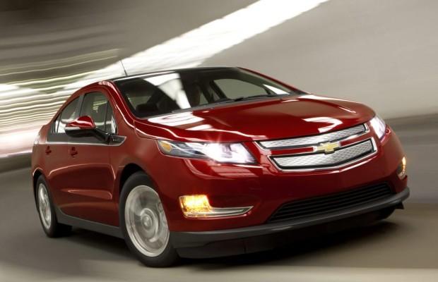 Hintergrund der Chevrolet Volt-Brände