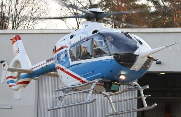 Hubschrauber-Technik - Mehr Sicherheit bei Start und Landung