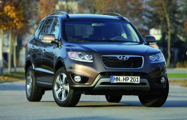 Hyundai überarbeitet den Santa Fe