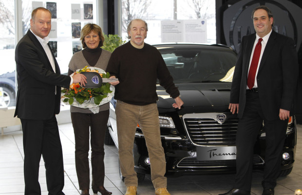 Jürgen Grabowski übernimmt Lancia Thema