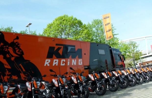 KTM startet Kundenbefragung