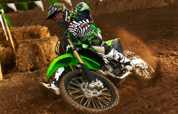 Kawasaki fördert Motocross-Amateure mit 20 000 Euro