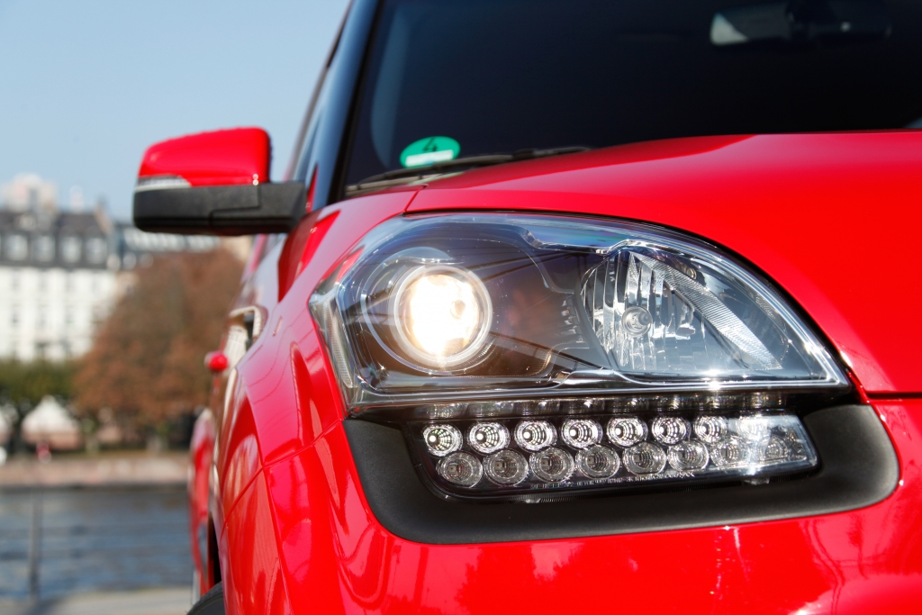 Kia Soul - Dynamischere Optik, neuer Benziner