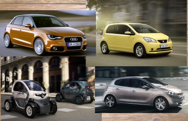 Kleinwagen-Neuheiten 2012 - Von sportlich bis öko