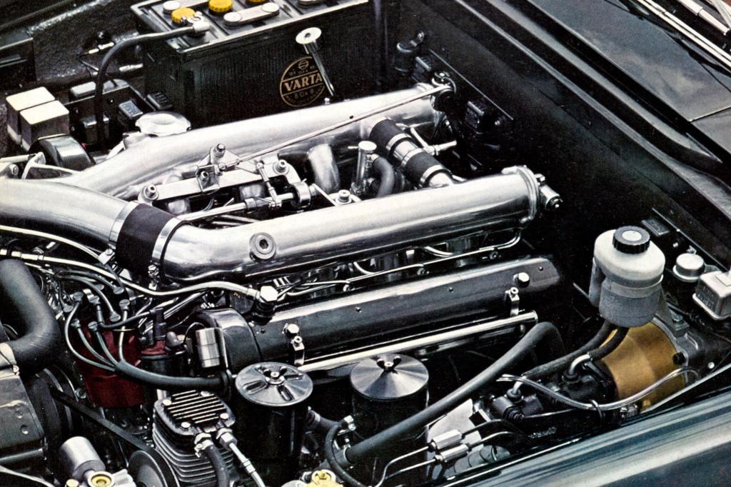 Kraftwerk: dicker V8 mit 250 PS