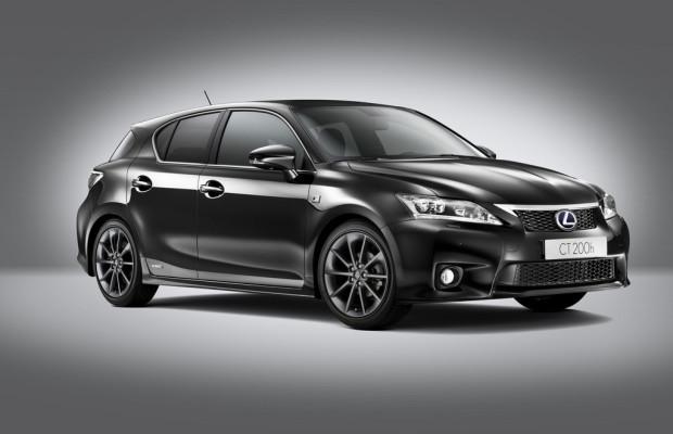 Lexus bringt CT 200h F-Sport