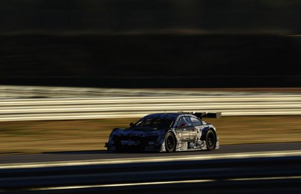 Martin Tomczyk gab sein Debüt im DTM-BMW