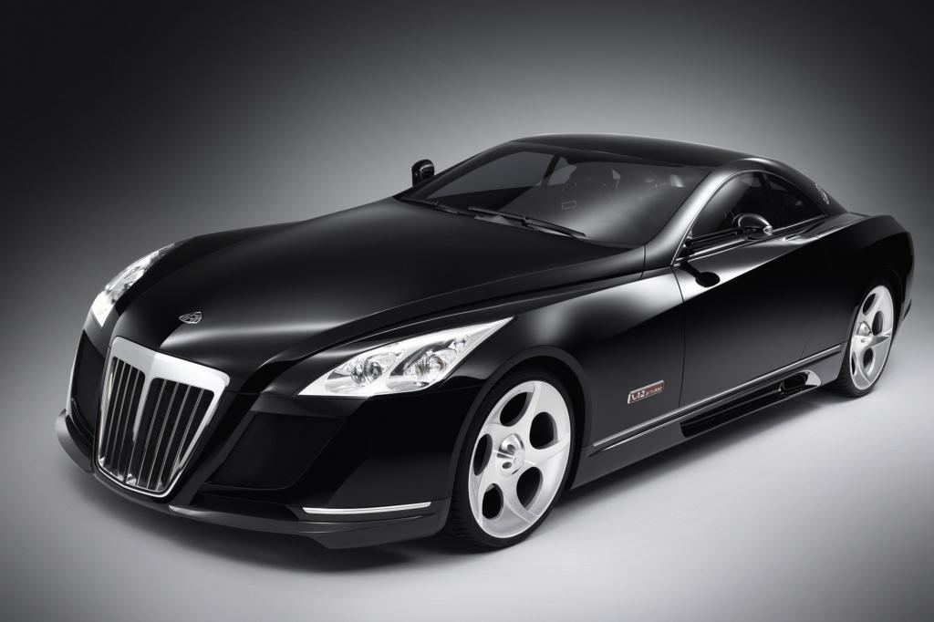 Maybach Exelero, 2005
