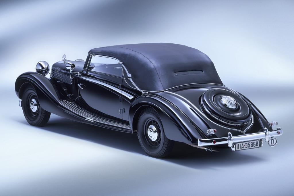 Maybach SW 38, 1938