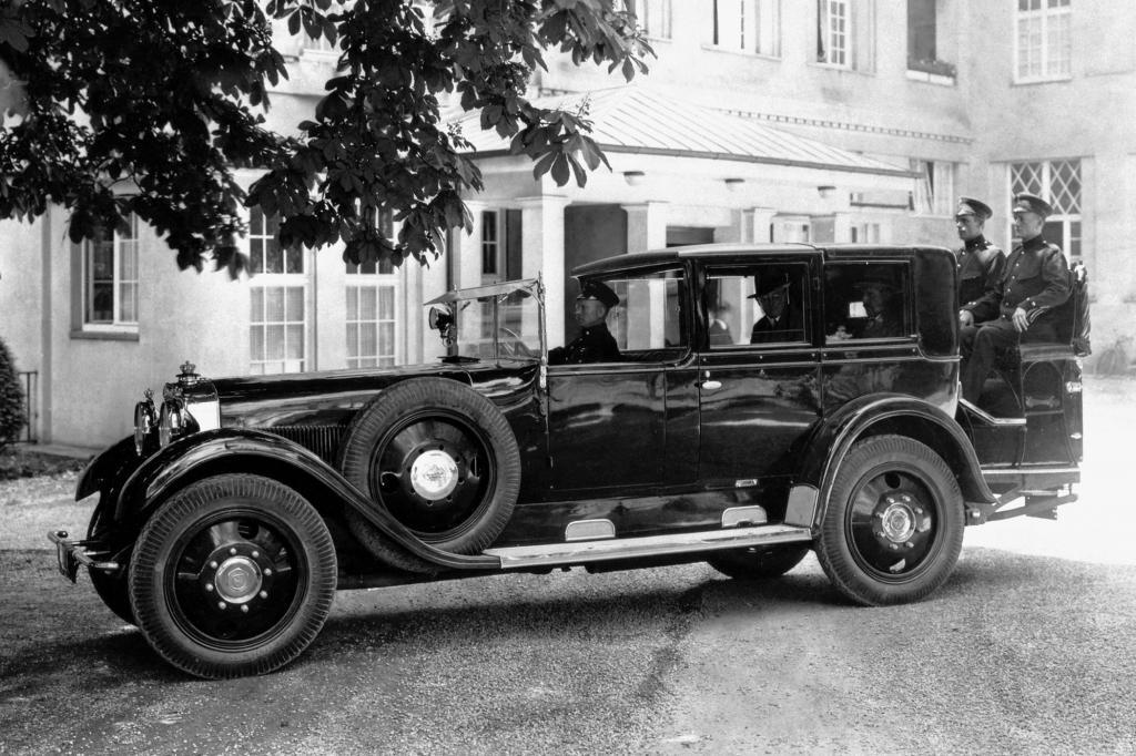 Maybach W5, 1928