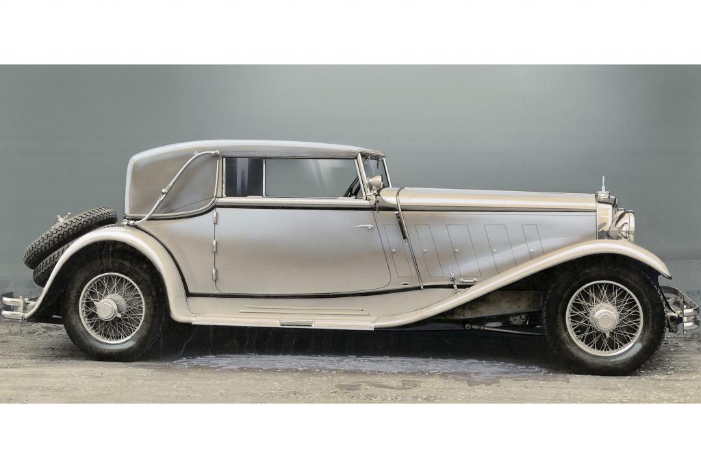 Maybach W6, 1930