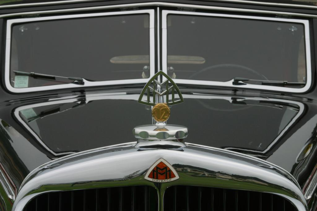 Maybach Zeppelin DS8, 1932