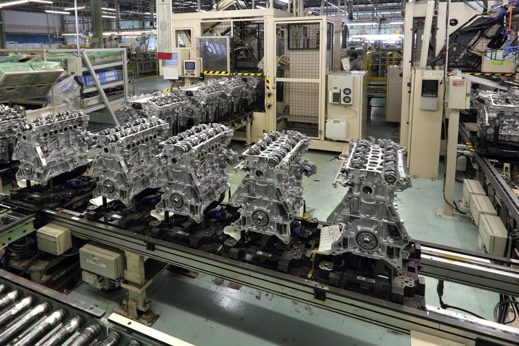 Mazda-Fabrikation: Je gleicher, desto besser