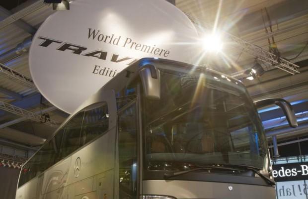 Mercedes-Benz Omnibustage: 6 000 Besucher in Mannheim