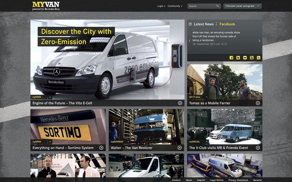Mercedes-Benz Vans launched