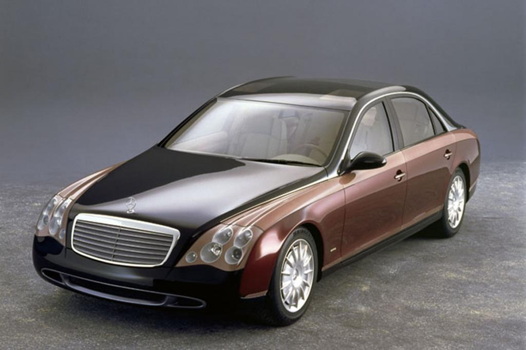 Mercedes Studie Maybach 1997