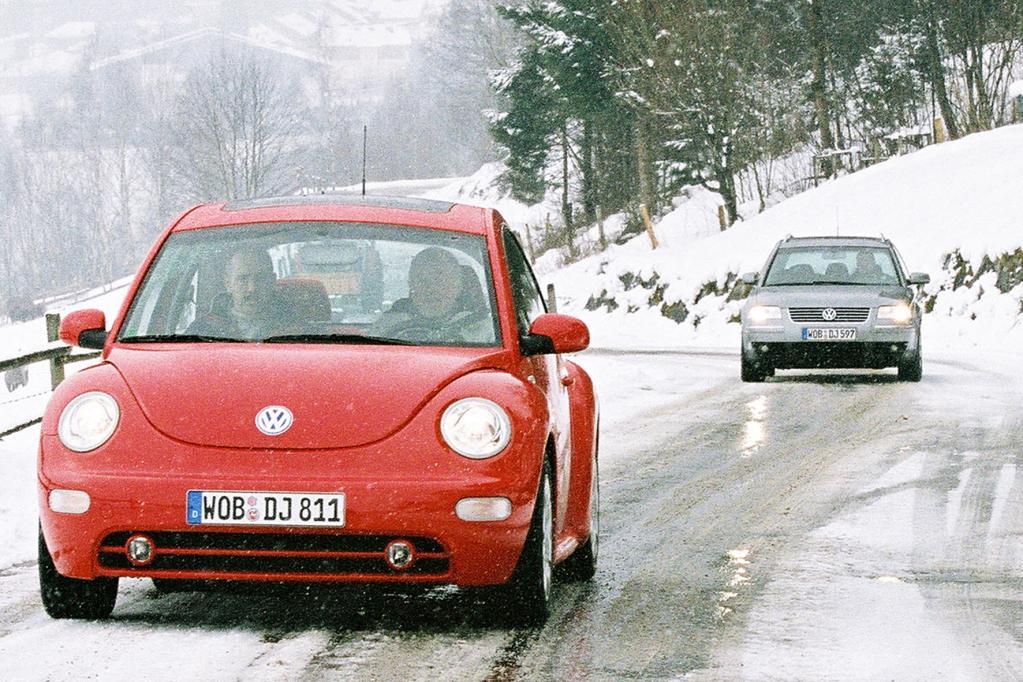 Mietwagen: Winterbereifung oft aufpreispflichtig
