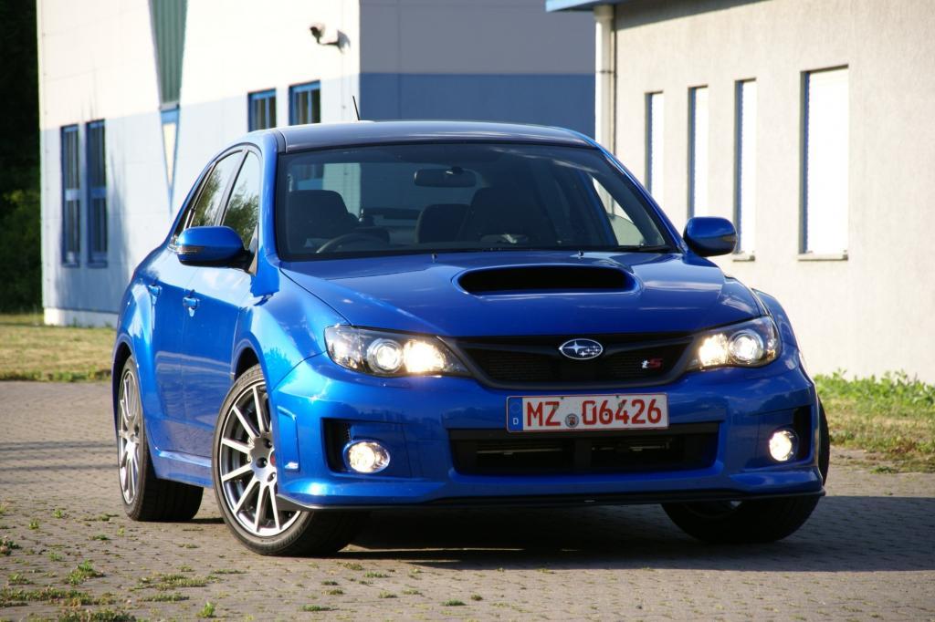 Mit der tS-Reihe wird Subaru richtig sportlich