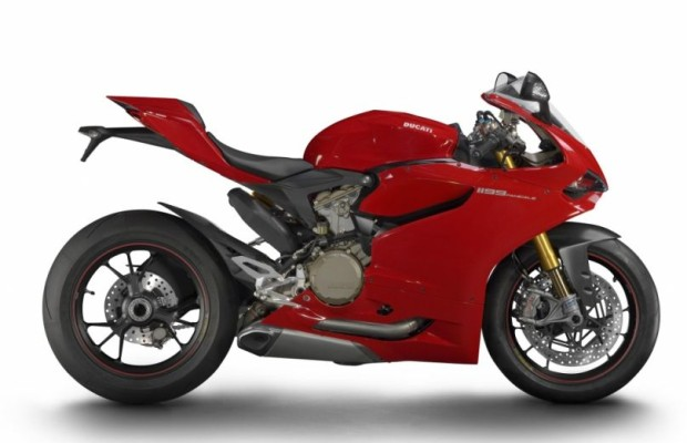 Motorrad Messe Leipzig 2012: Ducati 1199 Panigale - Deutschlandpremiere