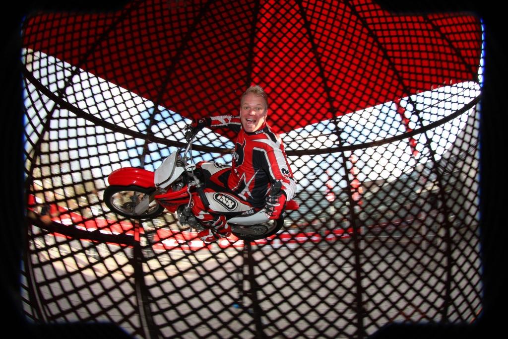 Motorrad Messe Leipzig 2012: Premieren, Neuvorstellungen, Shows und Action