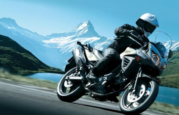 Motorrad Messe Leipzig 2012: Suzuki zeigt GSX-R1000, V-Strom 650, GSR 750 ABS