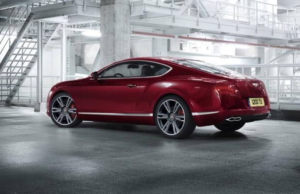 Neuer Bentley-Motor kommt von Audi