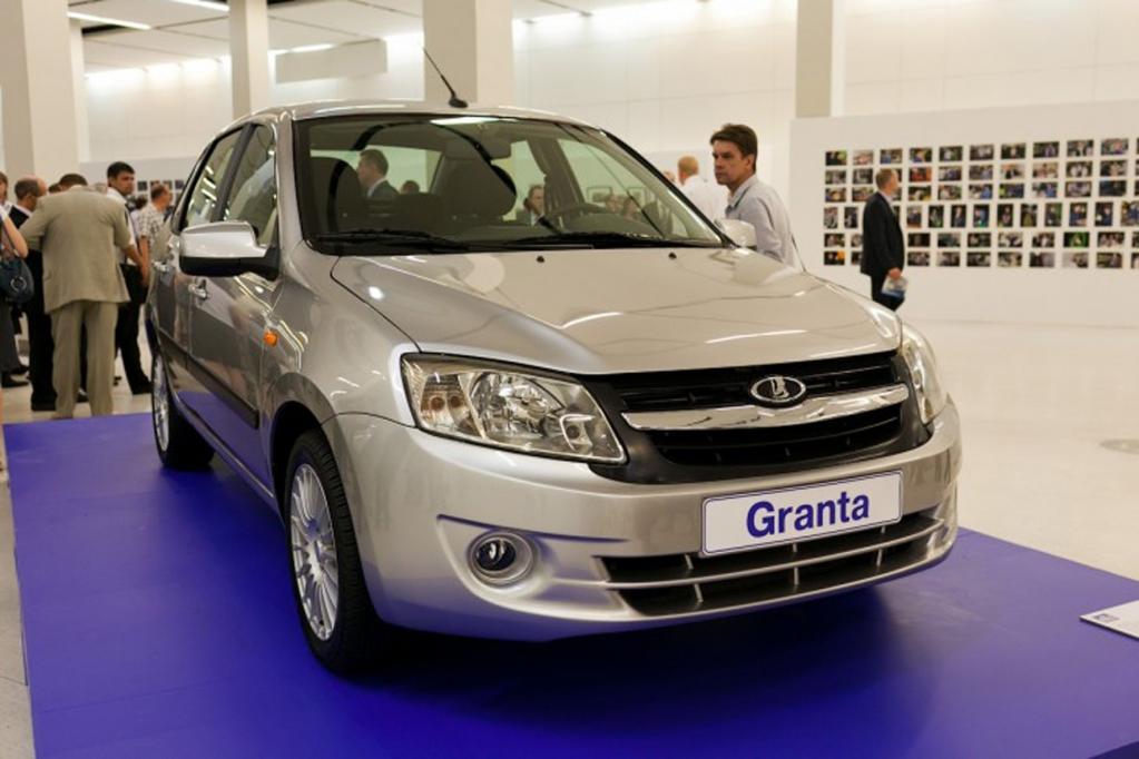 Neuer Lada für 5 800 Euro