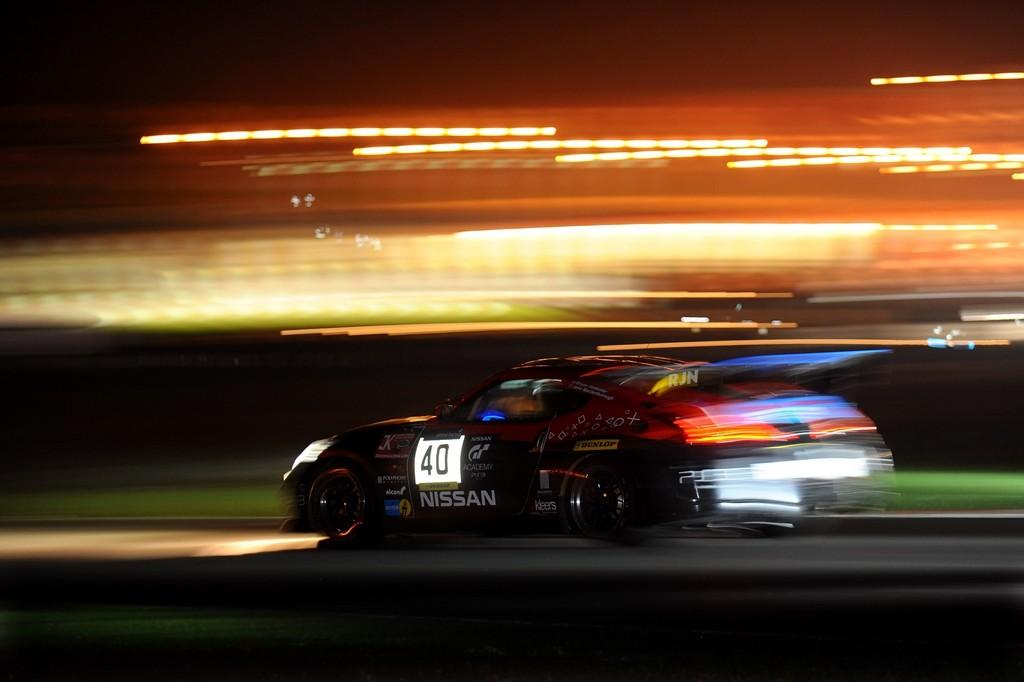 Nissan GT Academy: Nissan 370Z.