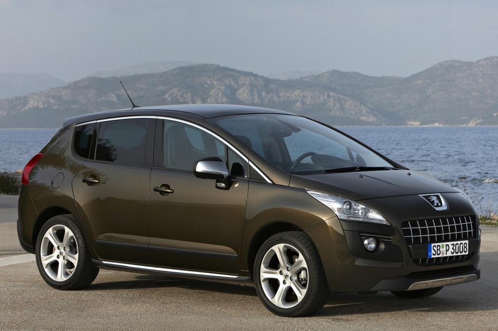 Peugeot Modelle - Tankgutschein als Kaufanreiz