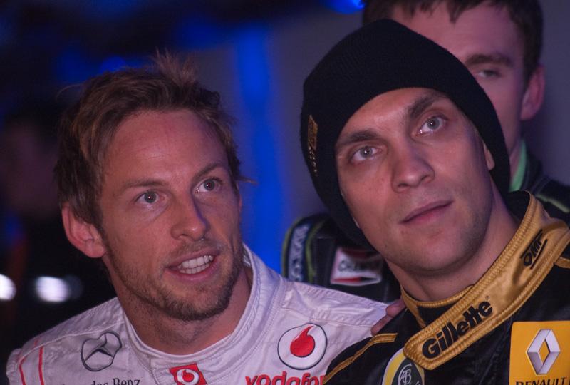 Race of Champions 2011: Titelverteidiger Schumacher und Vettel erfolgreich