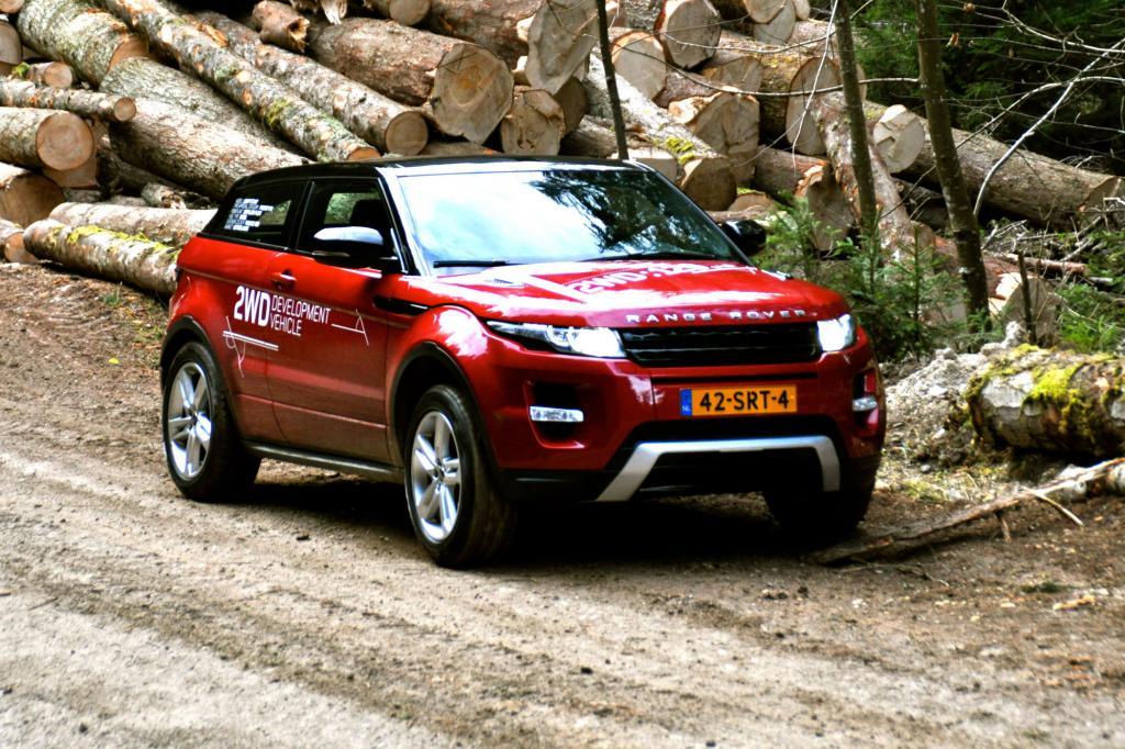 Range Rover erweitert das Angebot für sein das schicke Lifestyle-SUV Evoque
