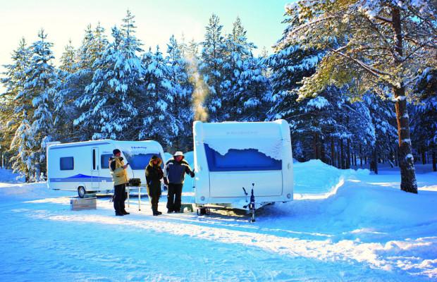 Ratgeber: So überwintern Wohnwagen und Reisemobil richtig
