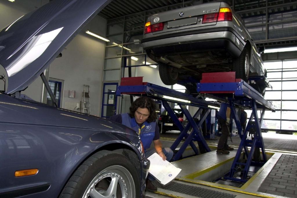 Recht: Vollständige Reparatur auch ohne Herstellervorgaben