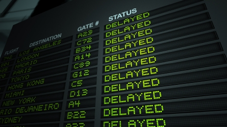 Rekord-Sitzauslastung bei Flugreisen ins Ausland