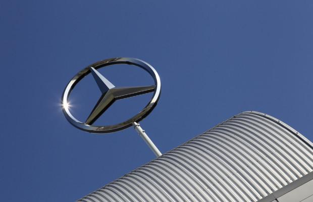 Rekordabsatz für Mercedes-Benz im November