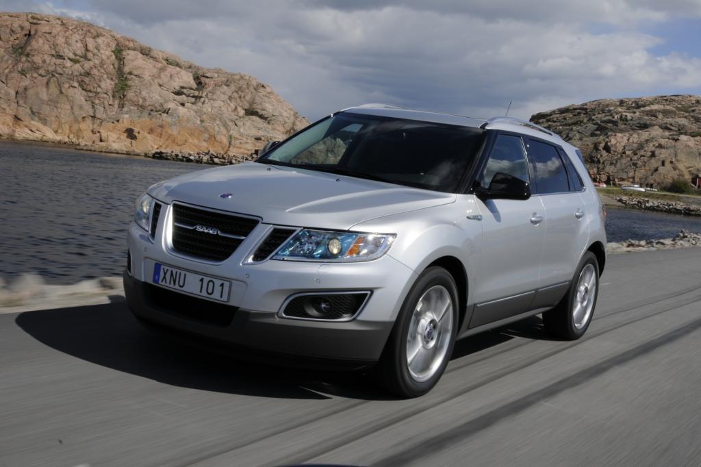 Saab 9-4, 2011