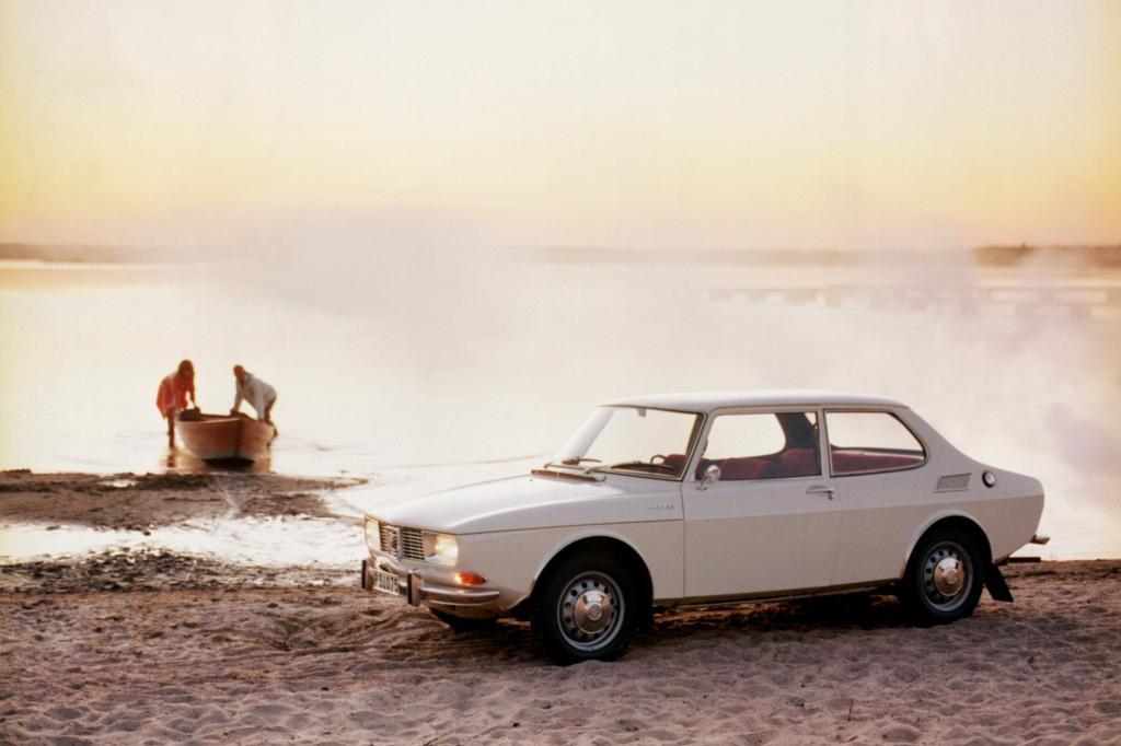 Saab 99, 1969