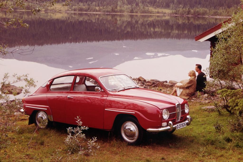 Saab Longe Nose Zweitakter 1967