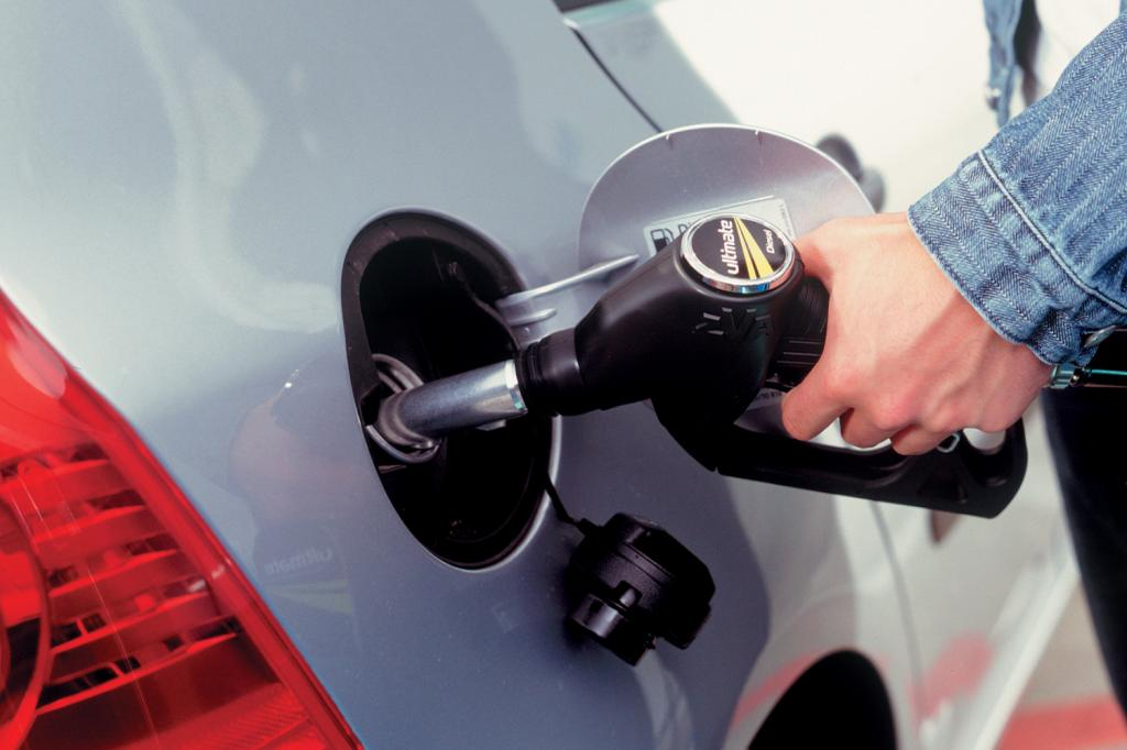 Sparsam tanken - Lkw-Diesel im Pkw-Tank