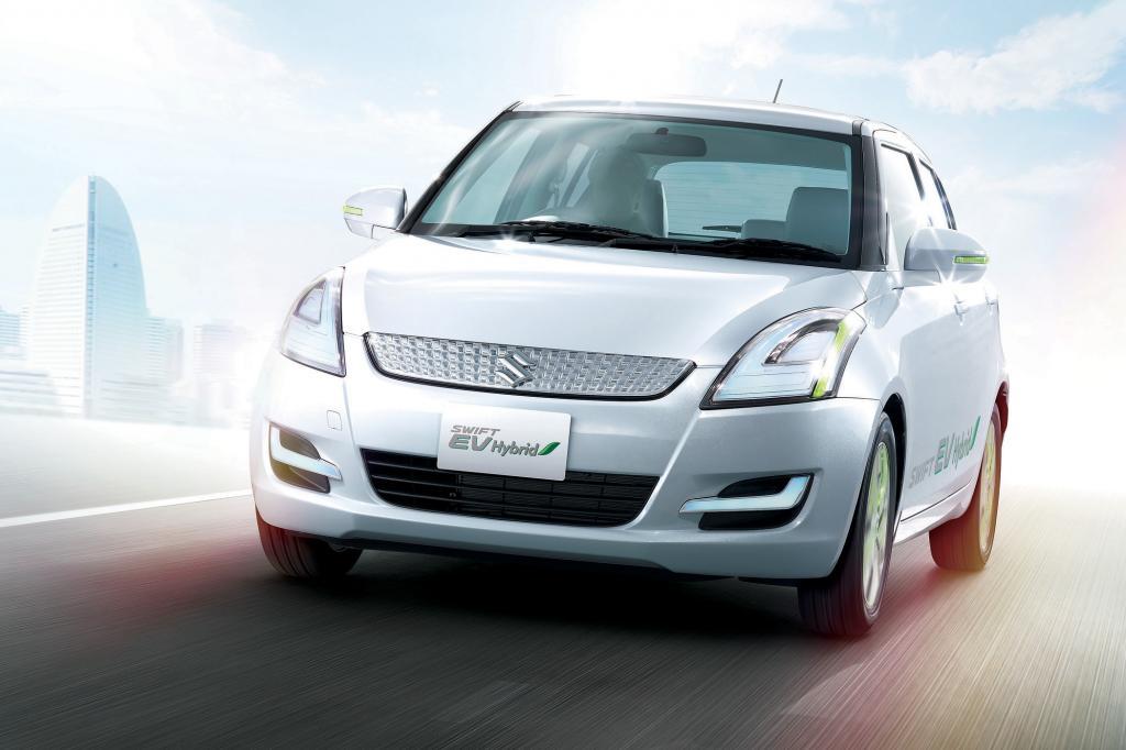 Suzuki Swift EV - Suzuki kann es alleine
