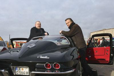 TV-Kommissare und ihre Autos. Heute: