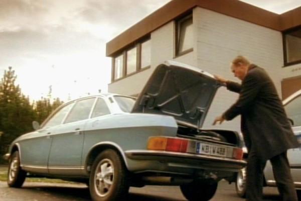 TV-Kommissare und ihre Autos. Heute: Felix Murot (Tatort Frankfurt am Main)