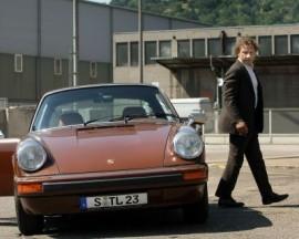 TV-Kommissare und ihre Autos. Heute: Thorsten Lannert (Tatort Stuttgart)