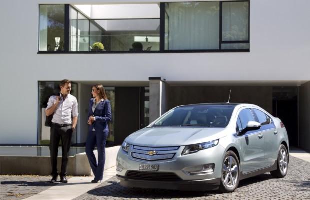 Test: Chevrolet Volt - Anschluss gesucht