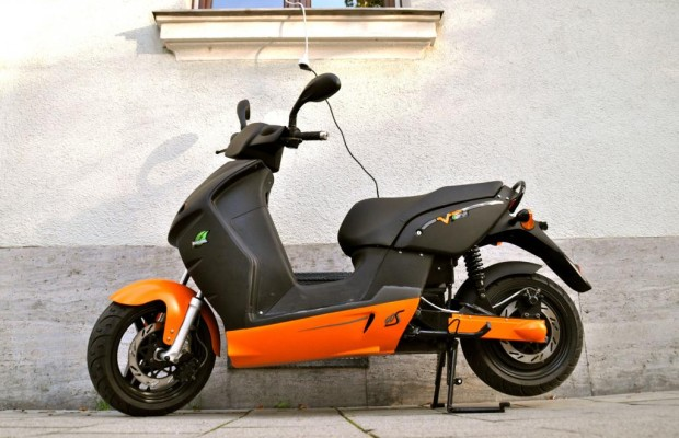 Test: Elektro-Roller e-max 90S - Wie E-Mobilität rundum funktioniert